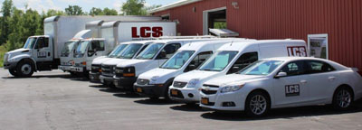 LCS Janitorial Service and Supply Inc.